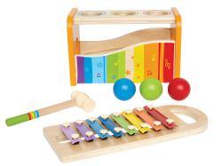 hammerspiel und xylophon ab 1 jahr motorik und klangspielzeug aus holz. Black Bedroom Furniture Sets. Home Design Ideas