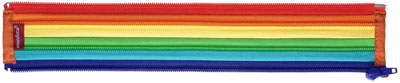 ZipIn für Manduca Bauchtrage, Regenbogen