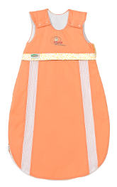 Apricot Jersey Schlafsack