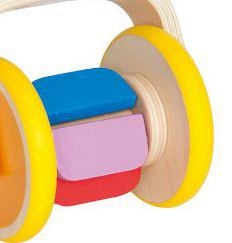 Schiebespielzeug für Kinder ab 1 Jahr