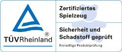Sterntaler TÜV Siegel im online Shop
