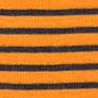 Womby ohne Kapuze anthrazit orange