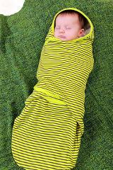Womby bag für Babys