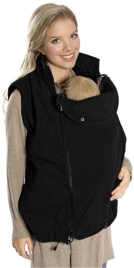 tragejacke umstandsjacke two way deluxe jacket inkl. Black Bedroom Furniture Sets. Home Design Ideas