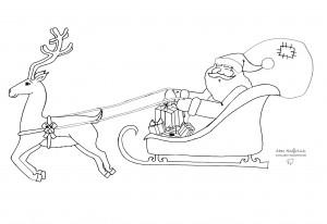 weihnachten ausmalbilder. Black Bedroom Furniture Sets. Home Design Ideas
