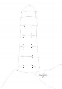 Meer Leuchtturm