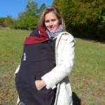 Tragecover schützt Ihr Baby vor Erkältung