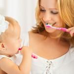Baby Zahnpflege
