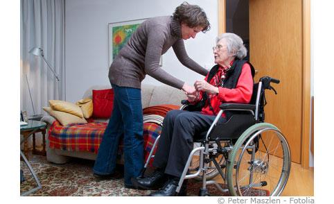Pflege Großeltern